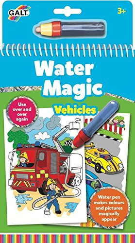 Galt Toys Water Magic Vehicles