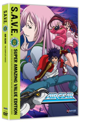 Air Gear - Complete Box Set S.A.V.E.