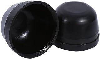 Keenso 80mm Gummigehäuse Dichtkappe Staubschutzkappe für Scheinwerfer Umbausatz DIY Nachrüstung