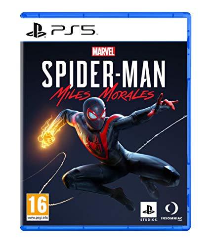 Sony, Marvel's Spider-Man : Miles Morales sur PS5, Jeu d'action et d'aventure, Edition Standard, Version physique, En français, 1 joueur, Pour PlayStation 5