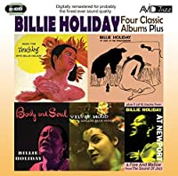 4 Classics - Billie Holiday by Billie Holiday (2011-04-12)