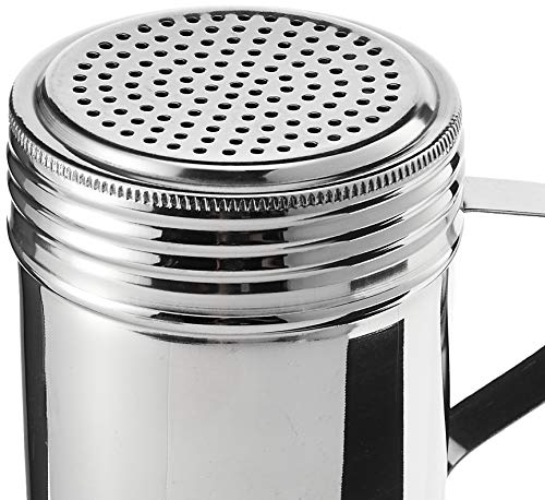 Product Image 2: Winware Stainless Steel Dredges 10-Ounce with Handle