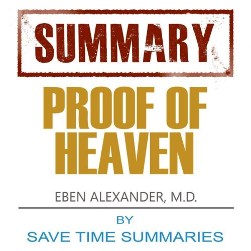 Proof of Heaven audiobook cover art