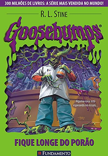 Goosebumps 11 - Fique Longe Do Porão