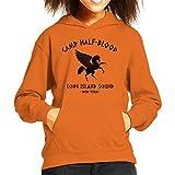 Percy Jackson Camp Half Blood Kid's Hooded Sweatshirt