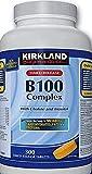 Kirkland signature Vitamin B 100 Complex Tablets, 300 Count