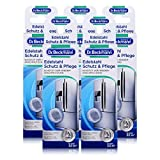 Dr. Beckmann Edelstahl Schutz und Pflege 5 x 40 ml | Reinigt, pflegt und bildet einen effektiven Schutzfilm | Anti-Finger-Print-Effekt