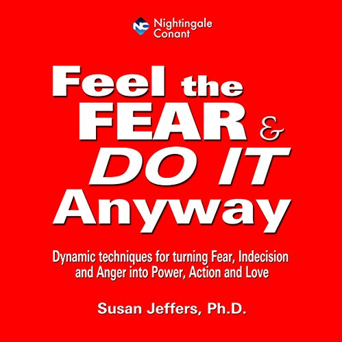 Couverture de Feel the Fear and Do It Anyway