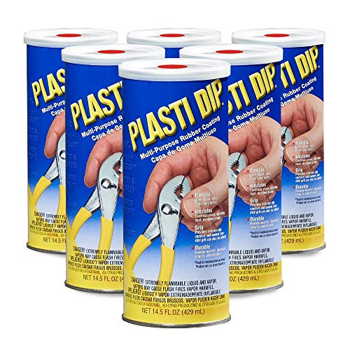 PlastiDip goma liquida color Rojo 429ml