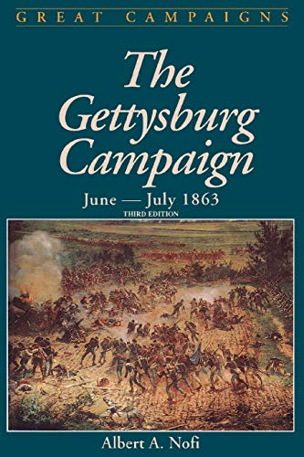 The Gettysburg Campaign: June-July 1863