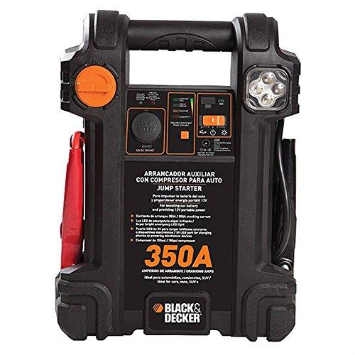 Arrancador De Bateria Autozone marca BLACK + DECKER