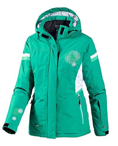 White Season Damen Skijacke grün 42