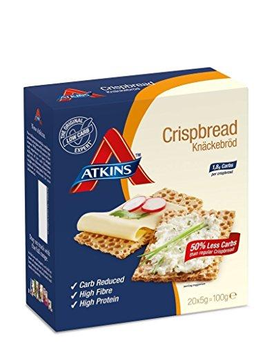 Atkins Low Carb Crispbread – Keto crisp bread