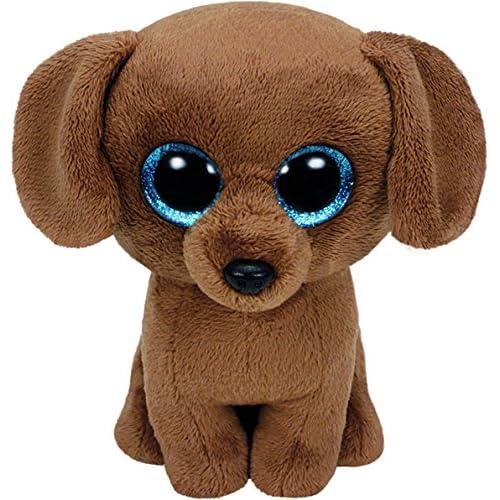 2c166c7284d TY Beanie Boo Plush - Dougie the Dog 15cm