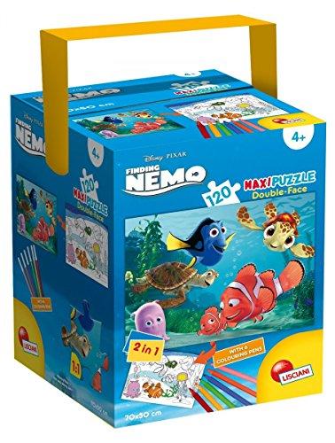 Lisciani Giochi 53568 - Puzzle in a Tub Maxi Nemo, 120 Pezzi, Multicolore