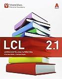 LCL 2. Lengua castellana y literatura. Libro 1, 2 y 3 (Aula 3D)