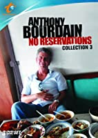 Anthony Bourdain: No Reservations Collection 3 [DVD] [Import]