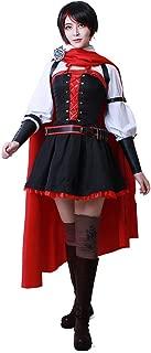 rwby ruby cosplay costume