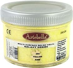 Artebella MSR204 Rölyef Pasta Galaxy Serisi Sarı
