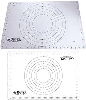 DE BUYER -4937.60 -tapis silicone translucide 60x40