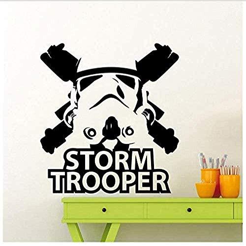 Wall Sticker Cartoon Movie Characters Creative stickers muraux décoration de la maison salon chambre cuisine art autocollants 58X63Cm