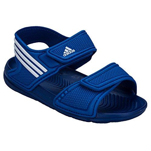 adidas Performance Kinder Sandalen blau 21