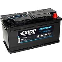 Batería marina de servicio Exide EP800 Dual AGM 95Ah