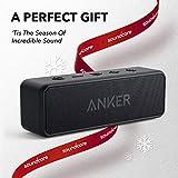 Anker SoundCore 2 Bluetooth Lautsprecher, Duale Bass-Treiber