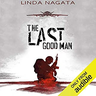 The Last Good Man audiobook cover art
