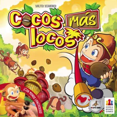 Juegos de mesa Cocos más Locos