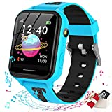 Smooce Smartwatch para Niños, Reloj Inteligente niño, Reloj...