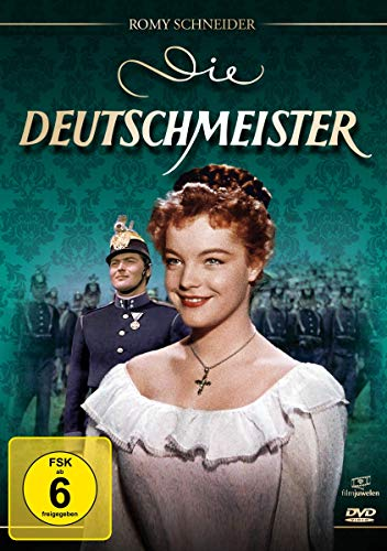 Die Deutschmeister (Romy Schneider) - Filmjuwelen