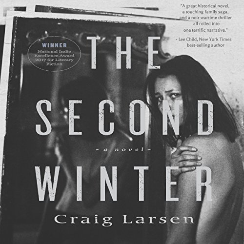 The Second Winter Audiobook By Craig Larsen cover art