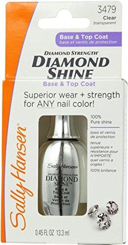 Sally Hansen Diamond Strength Base and Top Coat 3479