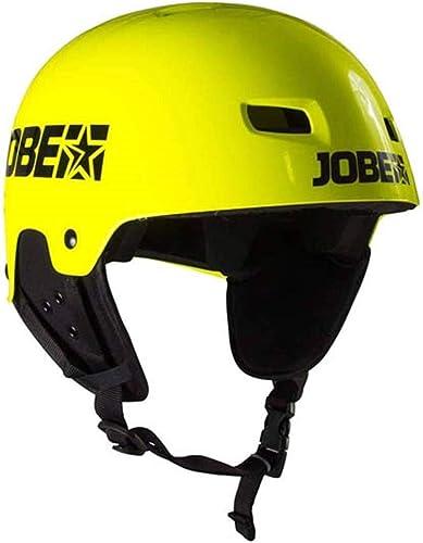 Jobe Heavy Duty Wake Helmet jaune Casque Wakeboard Casque de Surf