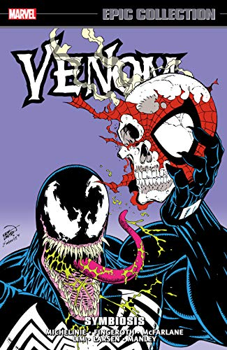 Venom Epic Collection: Symbiosis (Amazing Spider-Man (1963-1998)) (English Edition)
