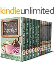 Tea and Cupcakes: Twelve Book Cozy Mystery Collection (Colossal Cozy Collections 1)