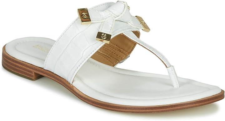 Michael kors sandalo infradito ripley bianco 37 ss 2020 40S0RIFP2E-085