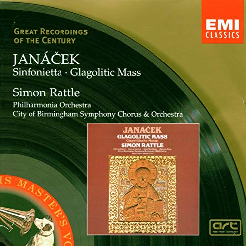 Sinfonietta / Glagolith.Messe