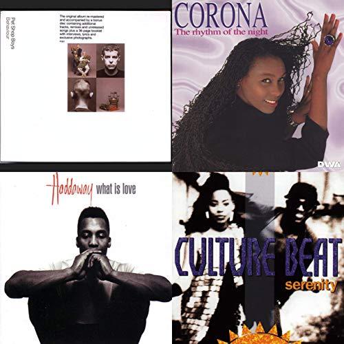 Hits Dance de los 90