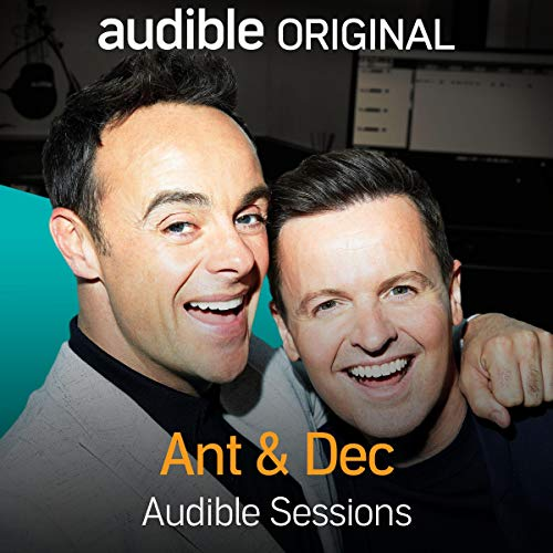 Ant & Dec cover art