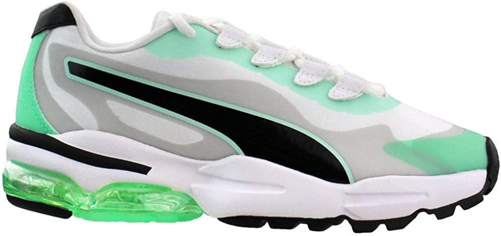 PUMA Womens Cell Stellar Plastic Lace Up Sneakers Shoes Casual - Multi