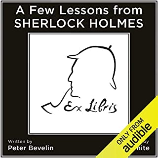 A Few Lessons from Sherlock Holmes cover art