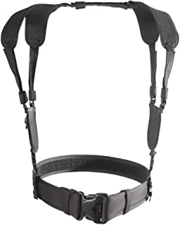 BLACKHAWK! Ergonomic Black Duty Belt Harness