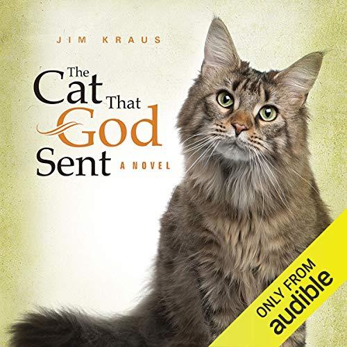 The Cat That God Sent audiobook cover art