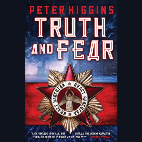 Truth and Fear audiobook cover art