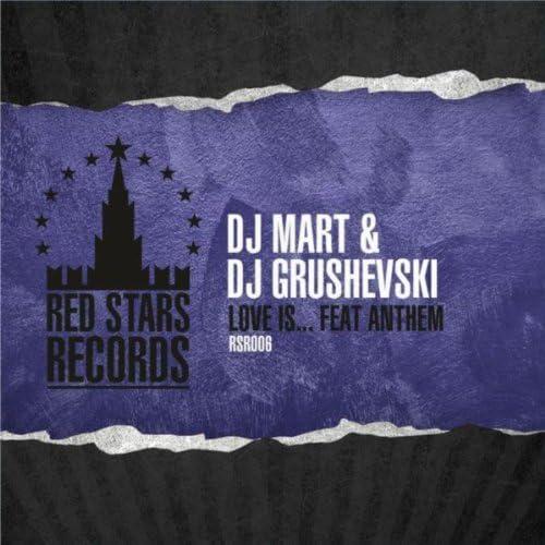 DJ Mart and DJ Grushevski