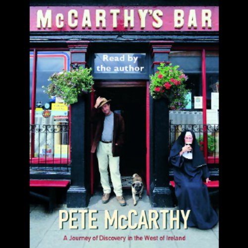 McCarthy's Bar audiobook cover art