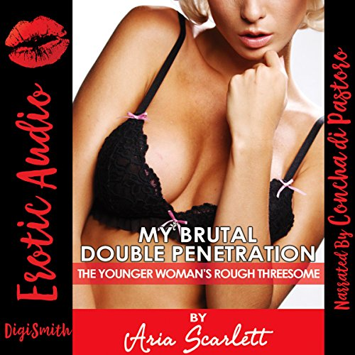 My Brutal Double Penetration audiobook cover art