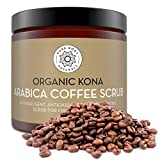 Pure Body Naturals  Arabica Coffee Scrub with Organic Coffee, Coconut and Shea Butter, 8.8 oz review